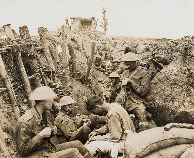 Learning resource of Anzac Legacy Gallery Learning Resource