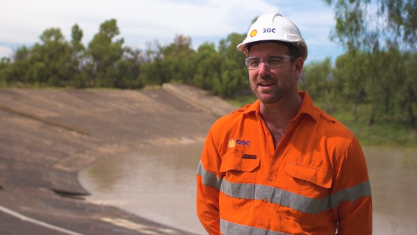 Audio and video of STEM Careers: Sam Heritage, Environmental Compliance Officer