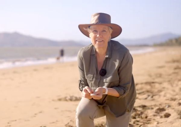 Audio and video of Museum at Home: The Beach