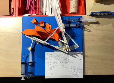 Learning resource of Maker Space: Air machines