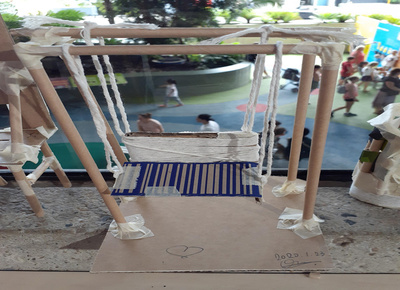 Learning resource of Maker Space: Take a seat