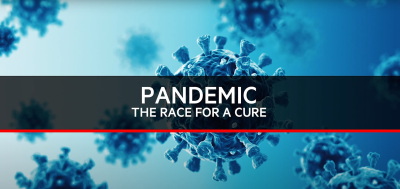 Audio and video of World Science Festival Brisbane | Education Program | Pandemic - The Race for a Cure (High School)