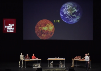 Audio and video of World Science Festival Brisbane | Education Program | The Circle of Life