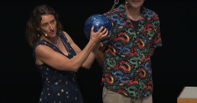 Audio and video of World Science Festival Brisbane | Education Program | The Language of the Universe